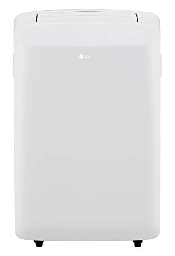 LG LP0817WSR 8,000 BTU White Portable Air Conditioner - Rooms up to...