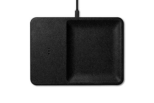 Courant Catch 3 Qi Certified Wireless Charger Station, Fast Charging...