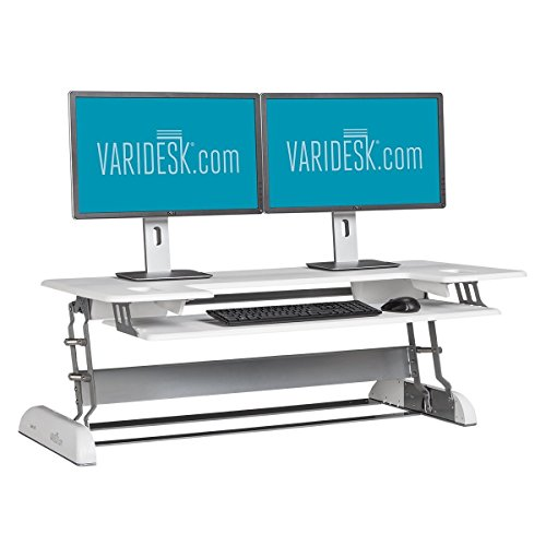 Cube Series by Vari - Height Adjustable Standing Desk for Cubicles -...