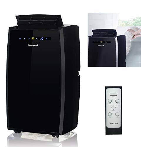 Honeywell, Black MN12CESBB Portable Air Conditioner with Fan &...