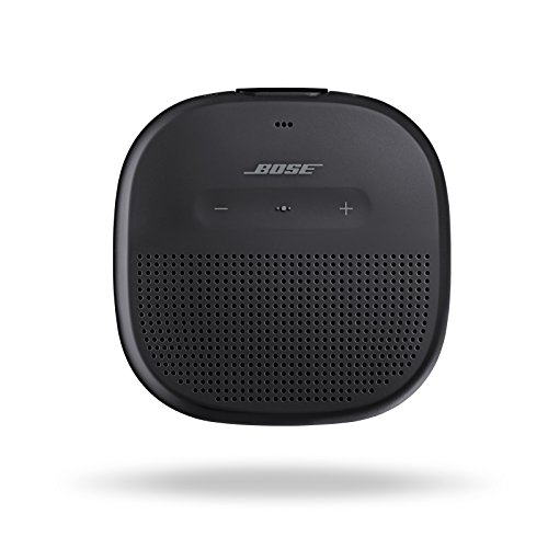 Bose SoundLink Micro: Small Portable Bluetooth Speaker (Waterproof),...