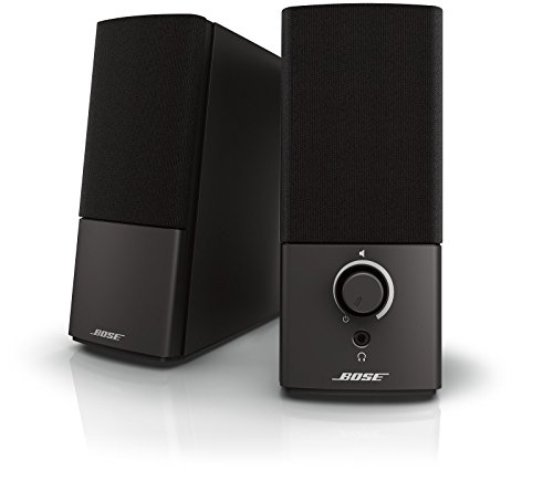 Bose Companion 2 Series III Multimedia Speakers - for PC (with 3.5mm...