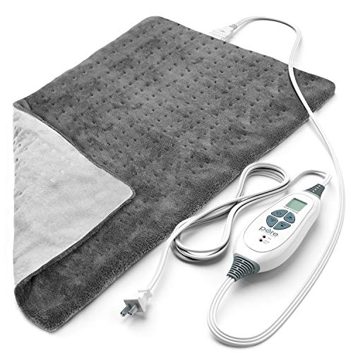 Pure Enrichment® PureRelief™ XL (12'x24') Electric Heating Pad for...