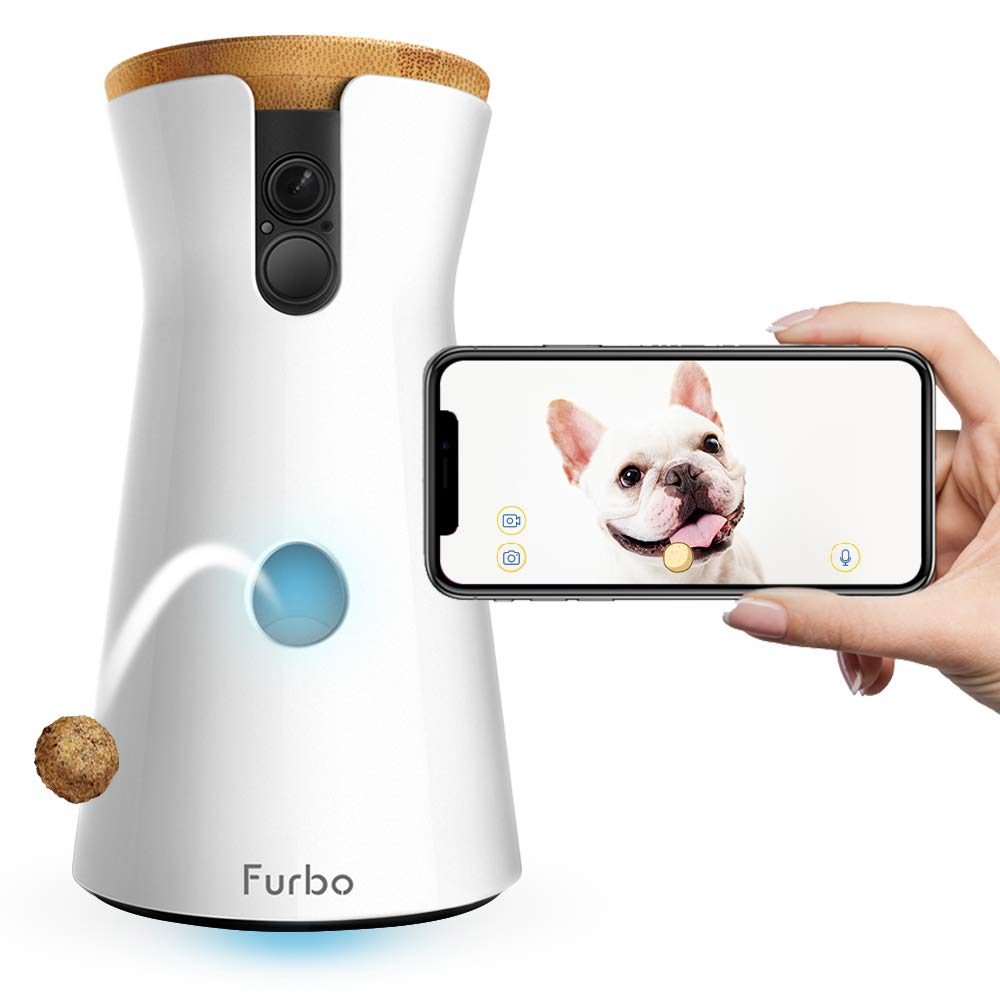 Furbo Dog Camera and Treat Tossing Gadget
