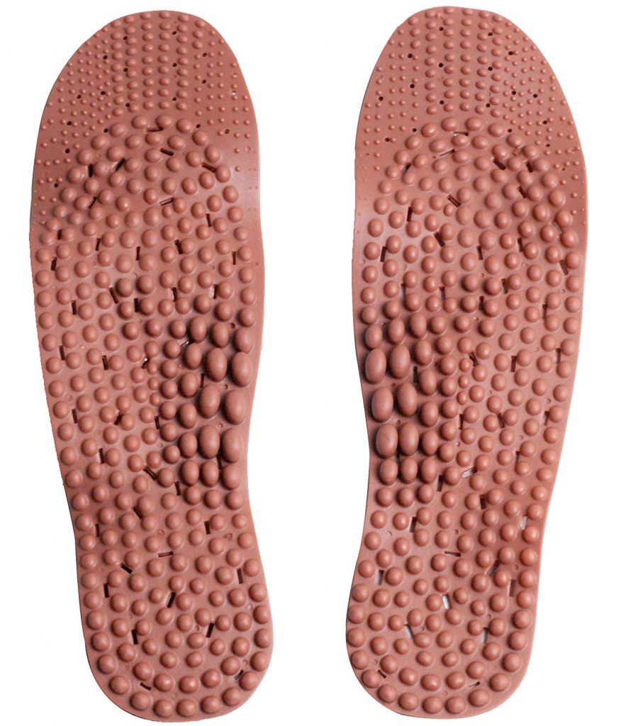 Nature In Hand Foot Massage Insoles